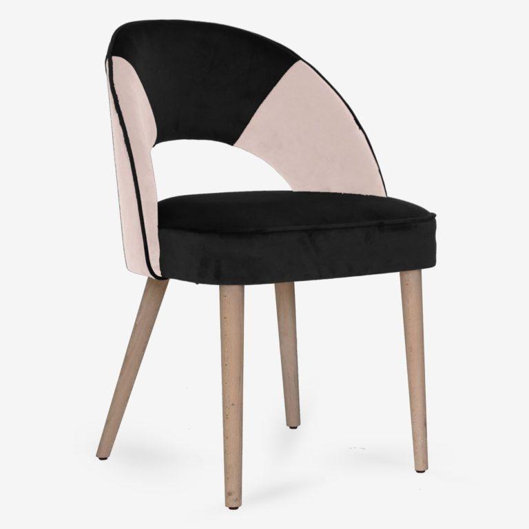Sedie-in-velluto-sedie-vintage-sedie-di-design-sedie-per-arredamento-contract-sedie-per-ristoranti-alberghi-agriturismi-uffici-negozi-cipria-l