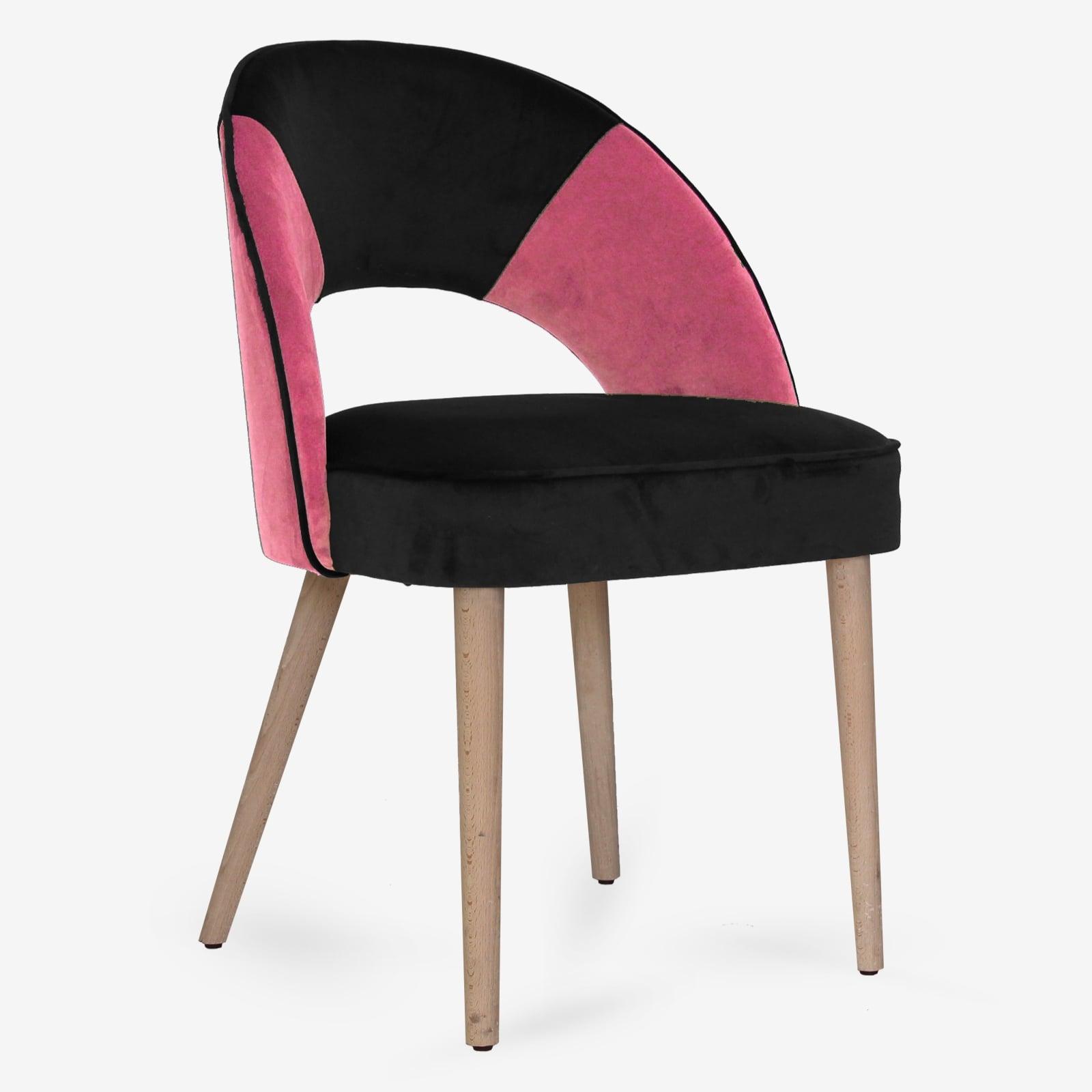 Sedie-in-velluto-sedie-vintage-sedie-di-design-sedie-per-arredamento-contract-sedie-per-ristoranti-alberghi-agriturismi-uffici-negozi-rosa-l