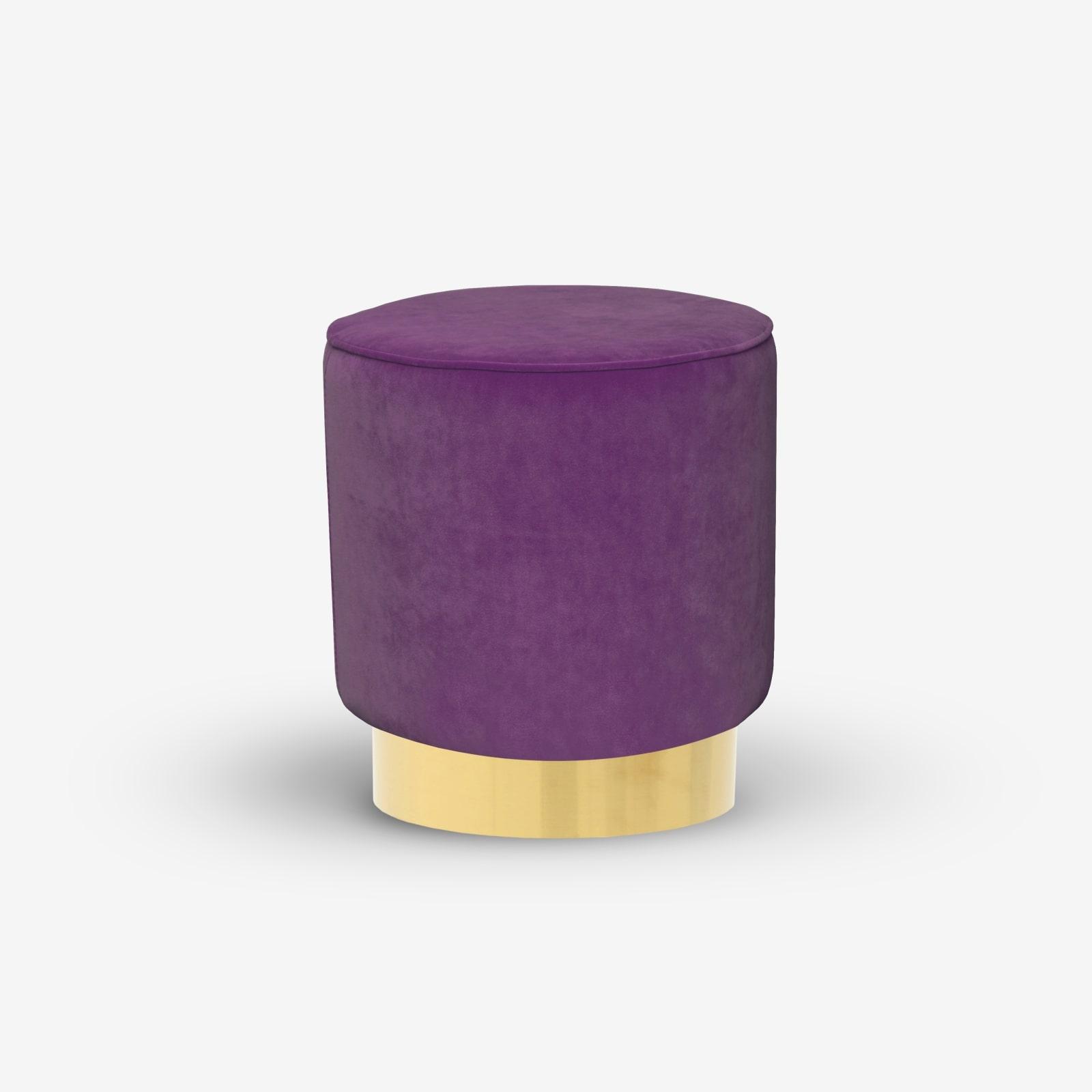 produzione-pouf-in-velluto-liscio-e-oro-pouf-in-metallo-oro-pouf-in-velluto-per-arredamento-contract-pouf-per-ristoranti-pouf-arredamento-bar-alberghi-negozi-uffici-OTTO-viol