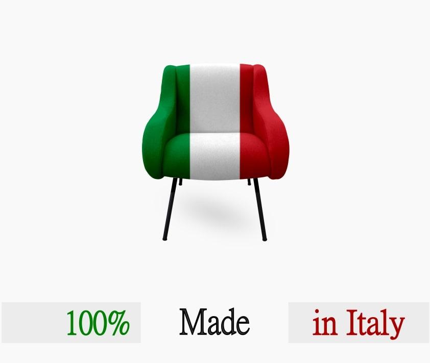 Poltrona Sveva Italia