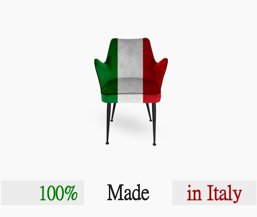 Sedia Ginevra Italia